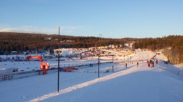 Lillehammer Stadium